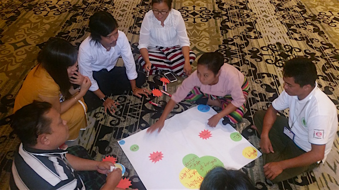Myanmar group mapping