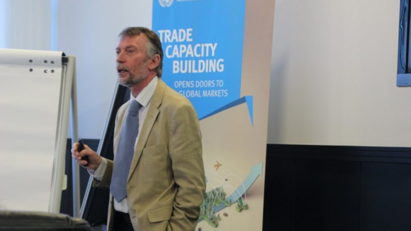 UNIDO Trade Capacity Building Course