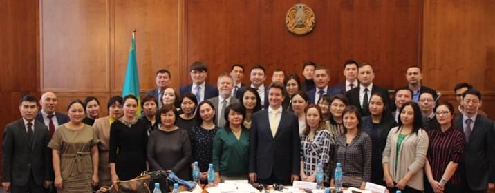 Kazakhstan workshops