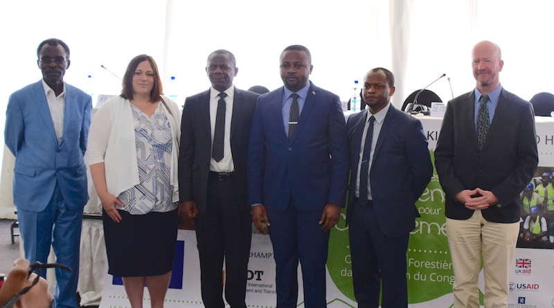 CV4C project launch in kinshasa