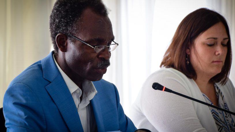 Mr Joseph Bobia Bonkaw