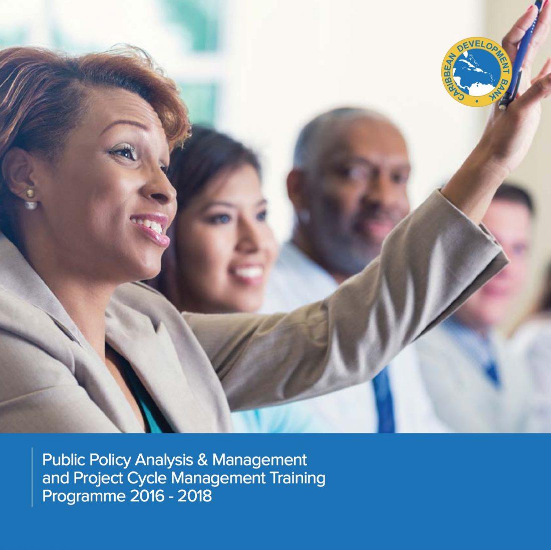 CDB Programme Flyer