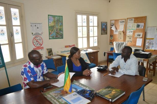 CV4C Gabon Mission de sensibilisation