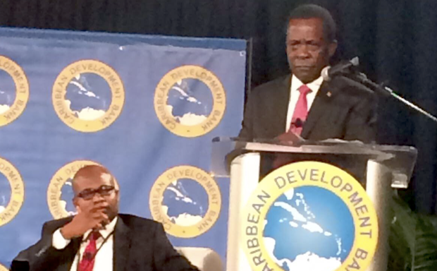 Dr the Hon. Keith Mitchell, Prime Minister of Grenada