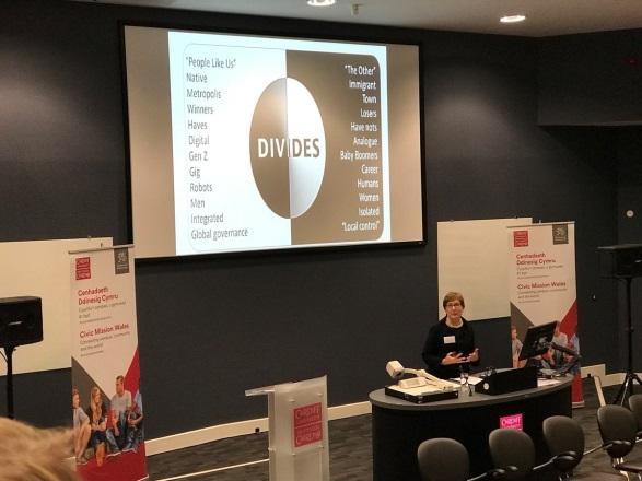 Civic Mission Summit in Cardiff
