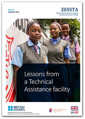 ZESSTA Lesson Learning document cover