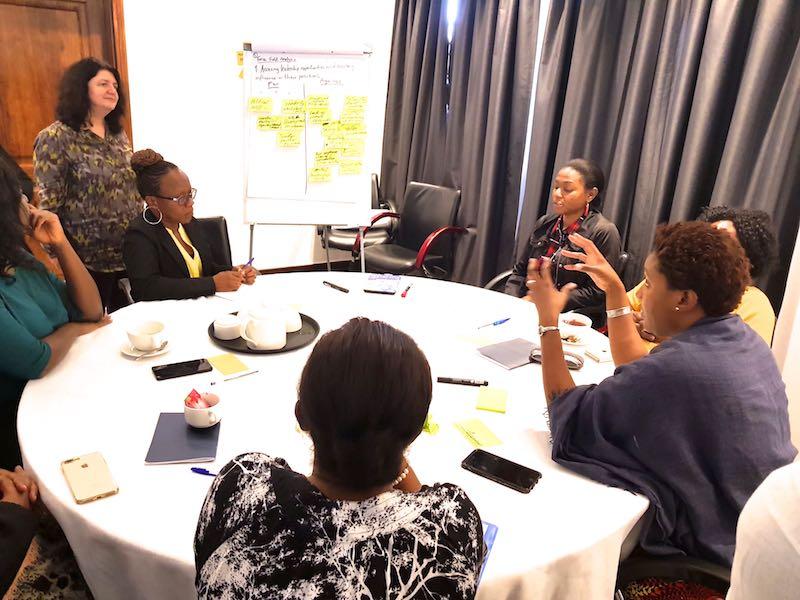 'Women in Leadership' workshop