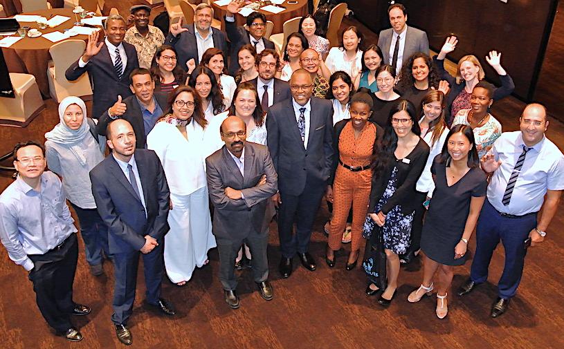 NDC partnership facilitation in Bangkok