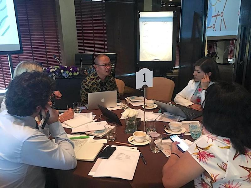 Bangkok NDC Partnership event