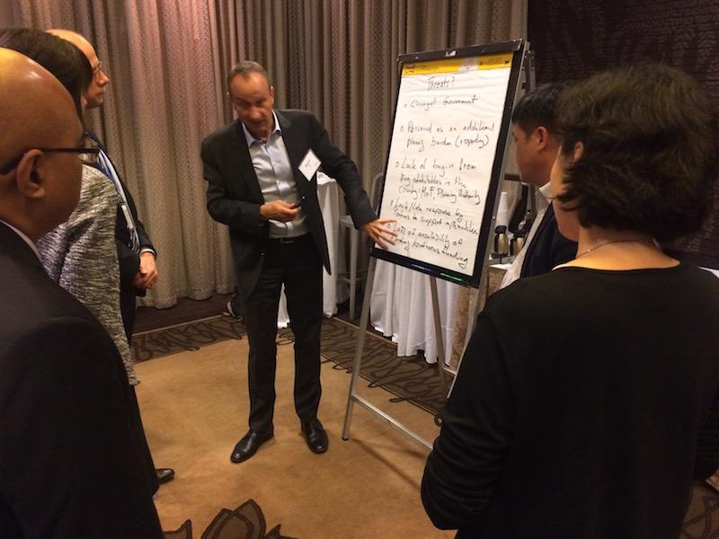 NDC partnership facilitation in New York