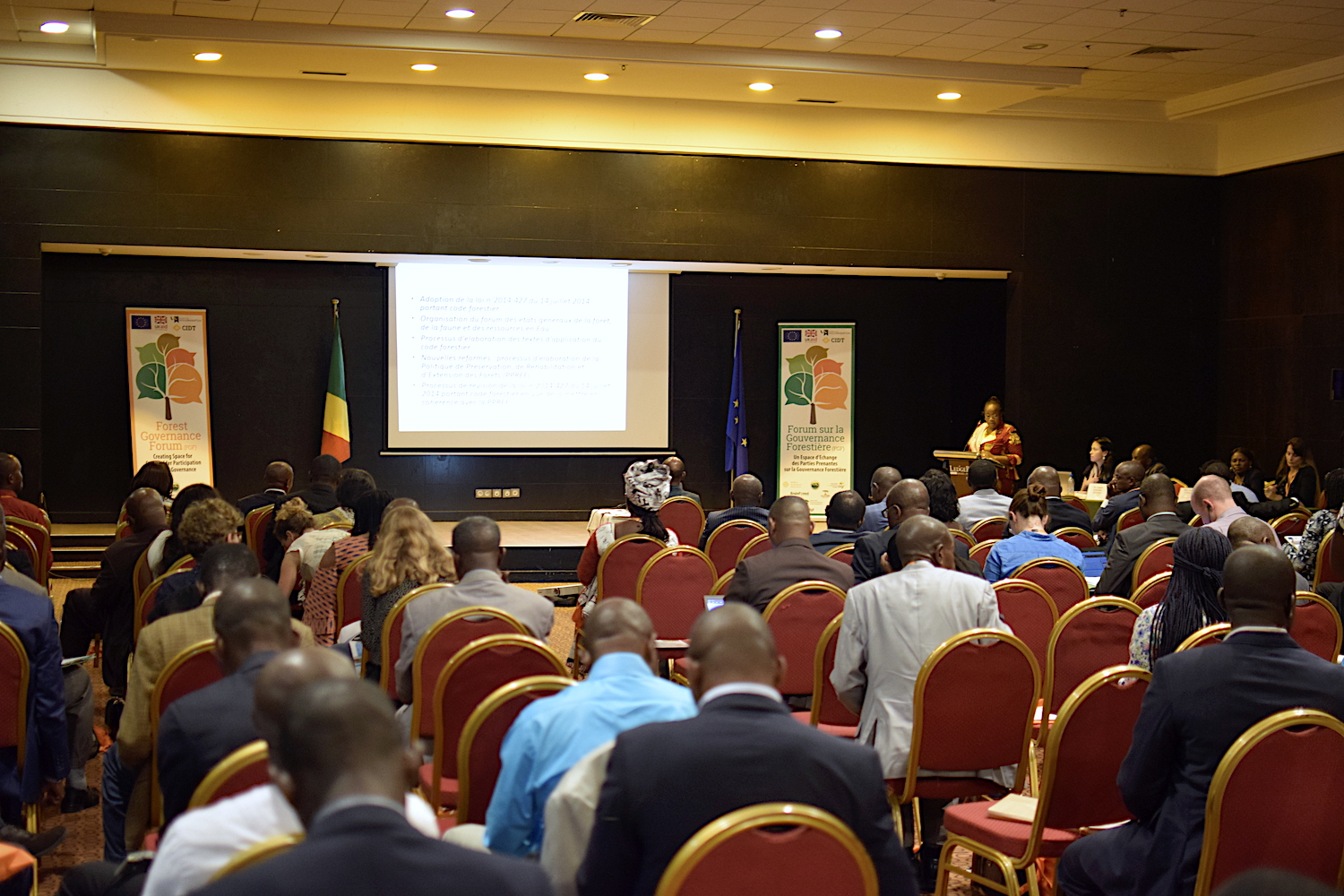 Forest Governance Forum Brazzaville