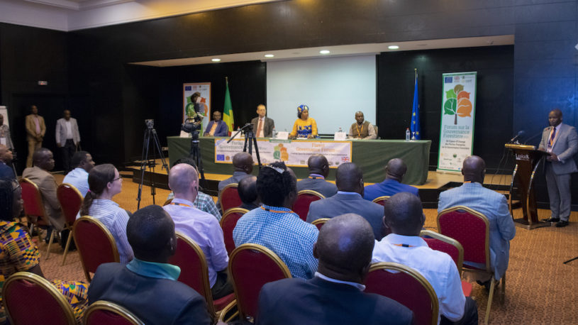 FGF Brazzaville Closing Ceremony