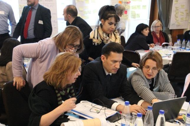 ILO workshop Moscow