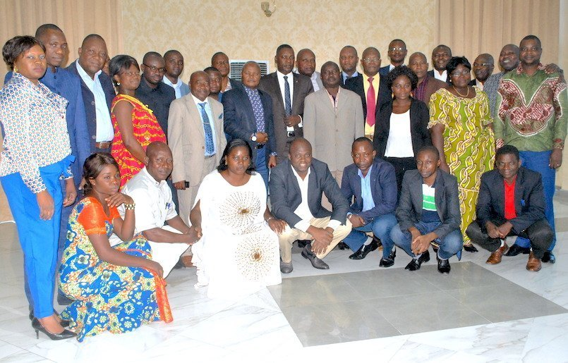 Workshop in Republic of Congo