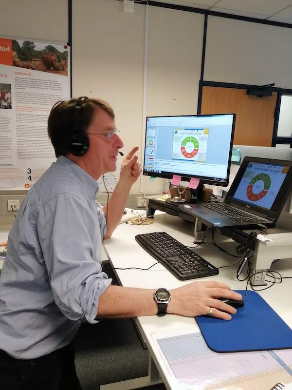 CIDT staff deliver webinars