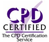 CPD Certification logo