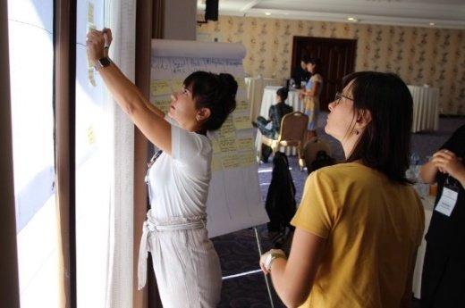 ILO training in Turkey