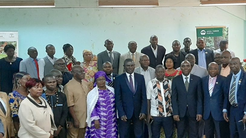 La première journée de sensibilisation des décideurs politiques a lieu à Bangui
