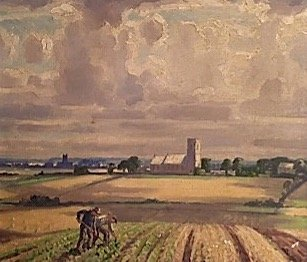 Working the Fields by Harold Dearden