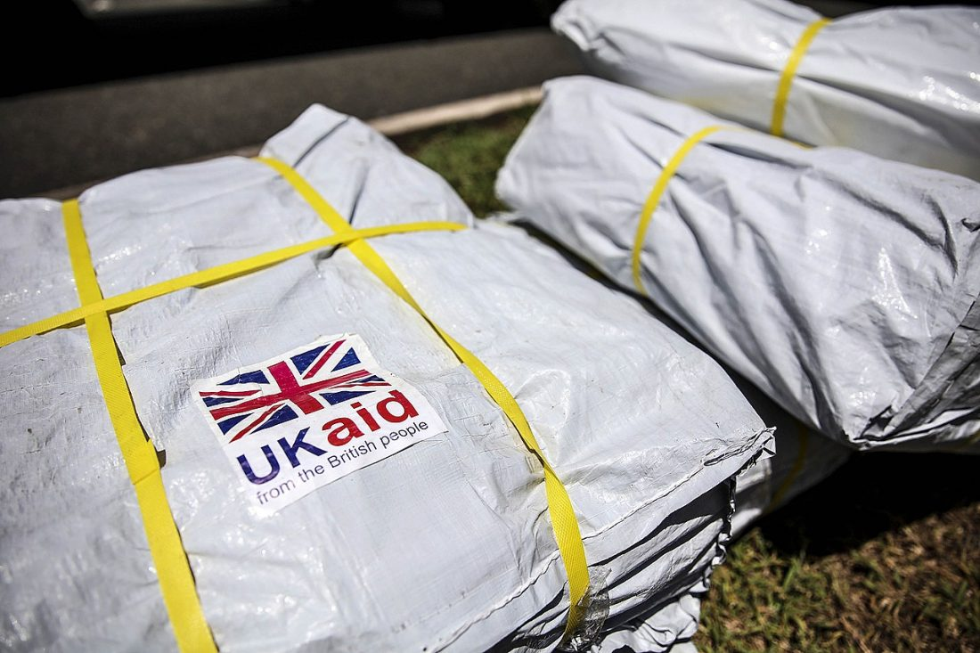 UK aid packages